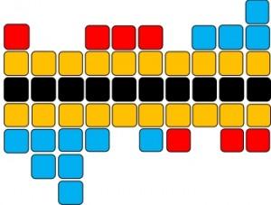 Colour Squares ii
