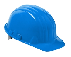Hard hats (blue)