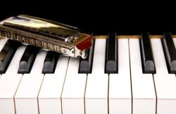 Piano and chroey i