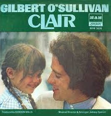 Gilbert O'Sullivan Clair