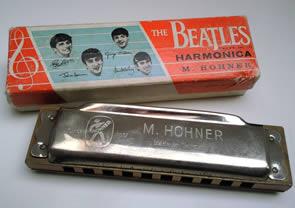 Beatles harp