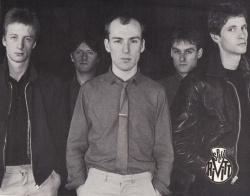 Split Rivitt - Chris Warren, David Lyttelton, Dave Wilgrove, Barney Jeffrey, Mark Hughes