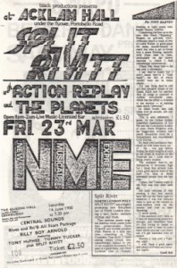 NME review - PNL gig