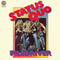 Status Quo Piledriver Album