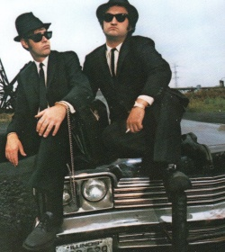 Jake, Elwood and The Blues Mobile