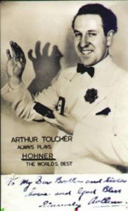 Arthur Tolcher