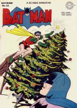Batman & Robin Xmas