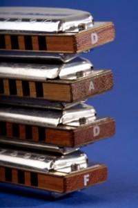 Stacks Of Harps
