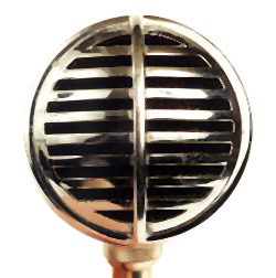 Biscuit microphone, courtesy of Harmonica Masterclass