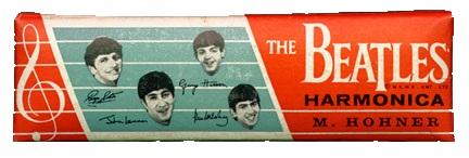 Beatles Harmonica
