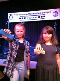 Maisie and Rebecca NHL 3i