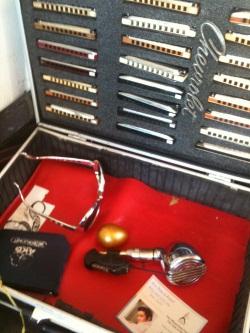 Dave Ferguson's Harp Case