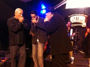 Rocket Ride Trio: Andy Santana, Aki Kumar, Gary Smith