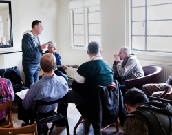 Keith Charnley teaching intermediates 2