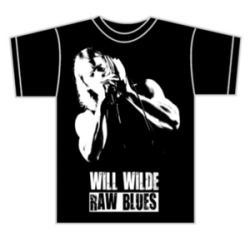 Raw Blues Tour T Shirt