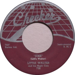 Juke Record Label