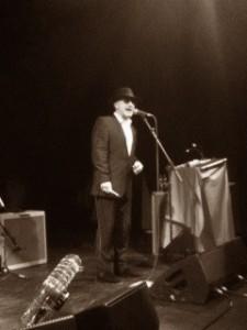 MF on stage II