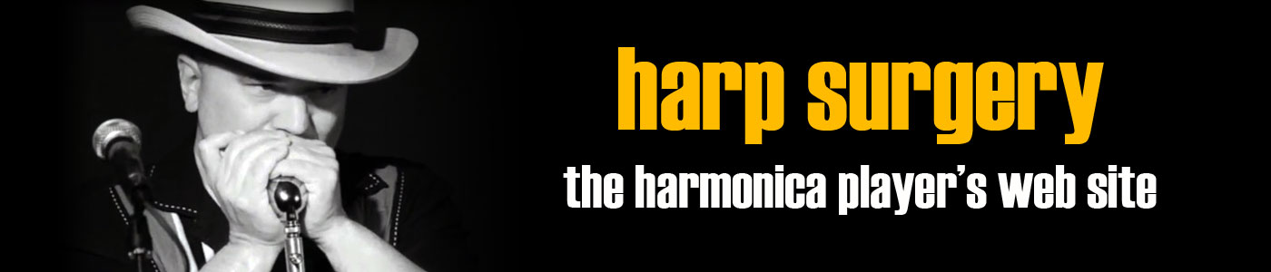 More Beatles Harmonica [..with tab] – Harp Surgery